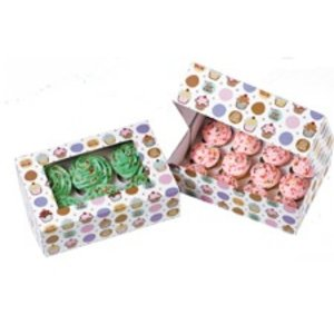 Wilton Products . WIL BE MY CUPCAKE BOX