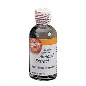 Wilton Products . WIL FLAVOURS ALMOND EXTRACT 2OZ