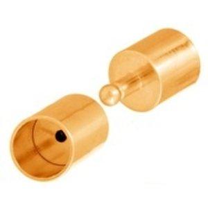 John Bead Corporation . JBC PLUGIN CLASP 20MM GOLD LF/NF