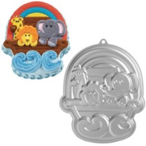 Wilton Products . WIL PAN SHAPED NOAHS ARK