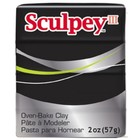 Sculpey/Polyform . SCU SCULPEY BLACK
