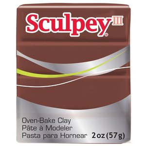 Sculpey/Polyform . SCU SCULPEY CHOCOLATE