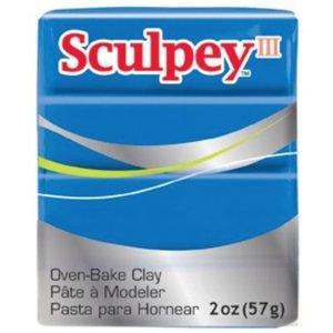 Sculpey/Polyform . SCU SCULPEY BLUE