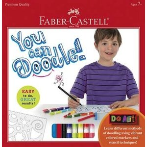 Faber Castell . FBC DO ART YOU CAN DOODLE