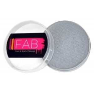 Fab . FAB AQUACOLOR LIGHT GREY 16GM FACE & BODY PAINT
