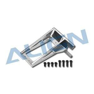 Align RC . AGN (DISC) - 550E METAL RUDDER SERVO MOUNT V2 / Pro
