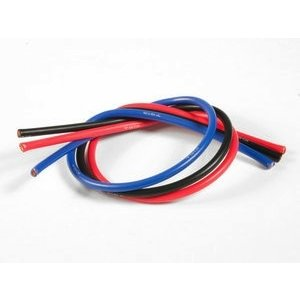TQ Racing Products . TQR 13 GAUGE BRUSHED WIRE SET