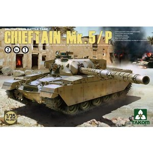 TAKOM . TAO 1/35 BRIT CHIEFTAIN MK.5