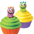 Wilton Products . WIL ROYAL ICING DEC MONSTER