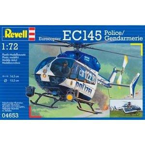 Revell of Germany . RVL 1/72 EC 145 POLIZEI/GEND