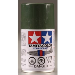 Tamiya America Inc. . TAM AS-17 DARK GREEN IJA