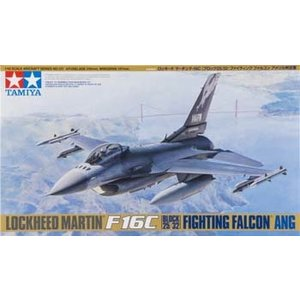 Tamiya America Inc. . TAM 1/48 F-16C FIGHTING FALCON
