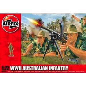 Airfix . ARX 1/72 AUSTRALIAN INFANTRY