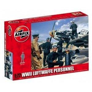 Airfix . ARX 1/72 LUFTWAFFE PERSONNEL