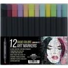 Pro Art . PAT 12PC ART MARKER BASIC