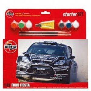 Airfix . ARX 1/32 Ford Fiesta Wrc Gift Set