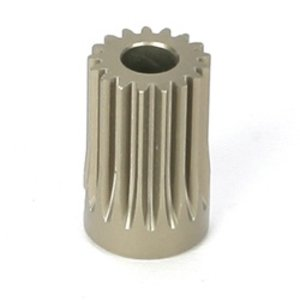 Align RC . AGN MOTOR PINION GEAR 17T
