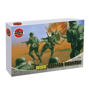 Airfix . ARX 1/72 GERMAN INFANTRY