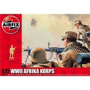 Airfix . ARX 1/72 WWII AFRIKA KORPS