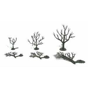 Woodland Scenics . WOO DECIDUOUS TREE ARMATURES2-3