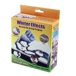 Woodland Scenics . WOO SAR WINTER EFFECTS KIT