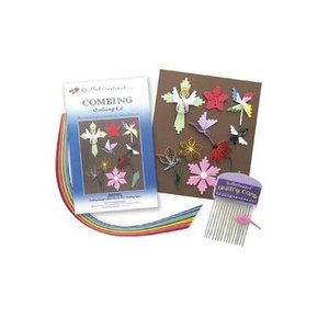Quilled Creations . QUI COMBING QUILLING KIT