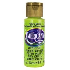 Decoart . DEC YELLOW GREEN 2 OZ