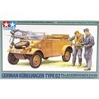 Tamiya America Inc. . TAM 1/48 GERMAN KUBELWAGEN