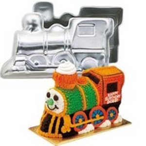 Wilton Products . WIL PAN CHOO-CHOO TRAIN SET