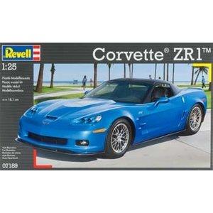 Revell of Germany . RVL 1/25 CORVETTE ZR-01