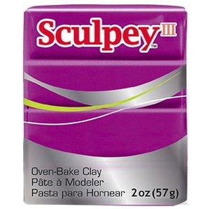 Sculpey/Polyform . SCU FUCHSIA PL-SCULPY III