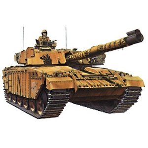Tamiya America Inc. . TAM 1/35 BRITISH MBT CHALLENGER MK