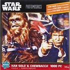 Buffalo Games . BUF Han Solo & Chewbacca Photomosaic