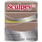 Sculpey/Polyform . SCU HAZELNUT SCULPY III