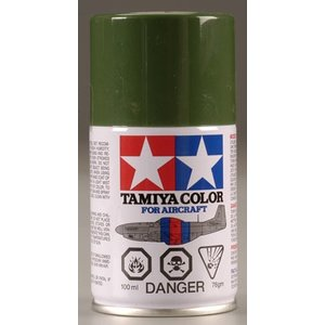 Tamiya America Inc. . TAM AS-23 LIGHT GREEN GERM A/F