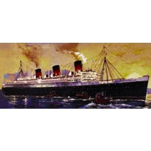 Revell of Germany . RVL RMS QUEEN MARY 1/570