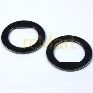 3 Racing . 3RC Diff. Washer 19mm D Shape