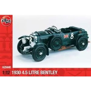 Airfix . ARX 1930 4.5 LITRE BENTLEY 1/12