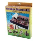 Woodland Scenics . WOO SAR BUILDING & STRUCTURE KIT