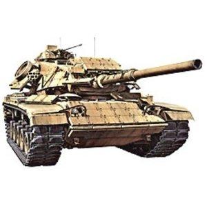 Tamiya America Inc. . TAM 1/35 US MARINE M60A1
