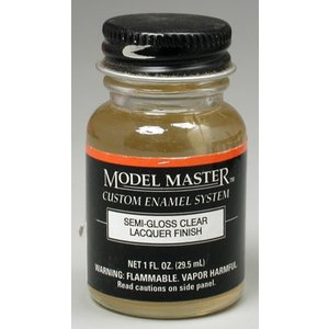 Testors Corp. . TES MM LACQUER CLEAR SG