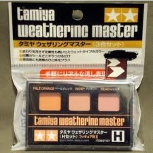 Tamiya America Inc. . TAM WEATHER MASTER SET H FOR FIG 2