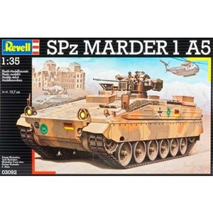 Revell of Germany . RVL 1/35 SPZ MARDER 1 A5