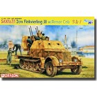 Dragon.Marco Polo . DML 1/35 SD.KFZ. 7/1 2CM FLAK