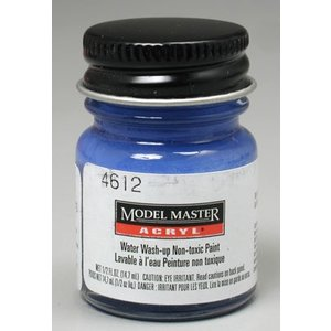 Testors Corp. . TES MM ACRYL FLAT COBALT BLUE