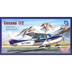 Minicraft Models . MMI 1/48 CESSNA 172 FIXED GEAR