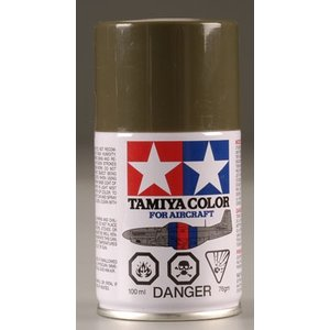 Tamiya America Inc. . TAM AS-6 OLIVE DRAB USAAF