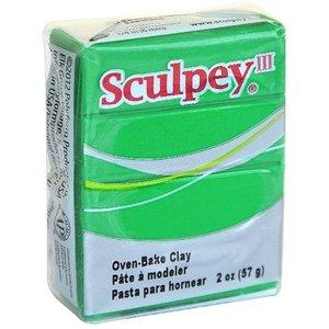 Sculpey/Polyform . SCU SCULPEY EMERALD