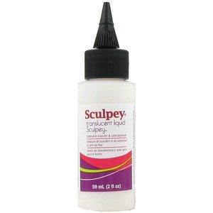 Sculpey/Polyform . SCU SCULPY TRANSPARENT LIQUID