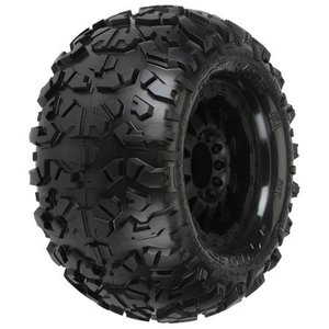 "Pro Line Racing . PRO ROCK RAGE 3.8"""" ALL TERRAIN TIRES"